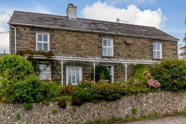 Thumbnail Detached house for sale in Llanarth, Aberaeron, Ceredigion