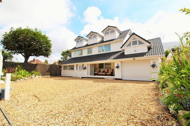 Thumbnail Detached house for sale in Bellatores Finam, Ainsdale, Southport