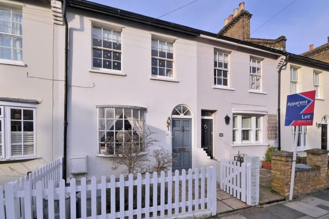Thumbnail Cottage for sale in Thorne Street, Barnes