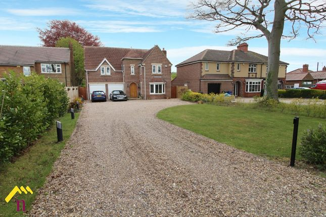 5 bed detached house for sale in Melton Road, Sprotbrough, Doncaster DN5