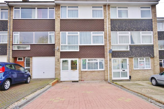Thumbnail Terraced house for sale in Pennyfields, Warley, Brentwood, Essex