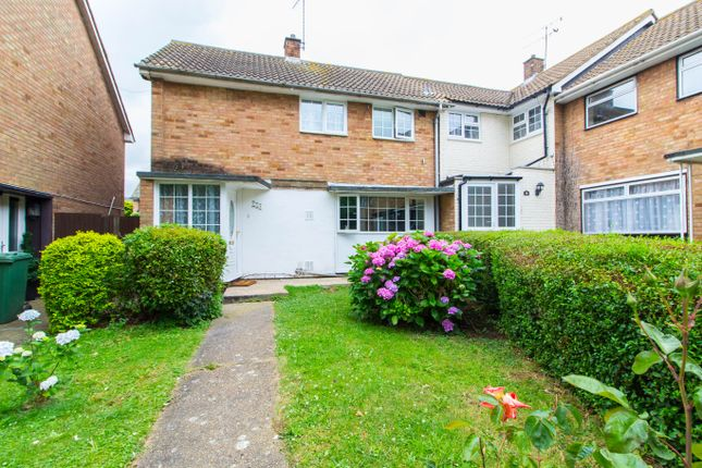 Thumbnail Semi-detached house for sale in Curling Tye, Basildon