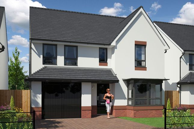 """Thumbnail Detached house for sale in """"Heathfield"""" at Highfield Lane, Rotherham"""
