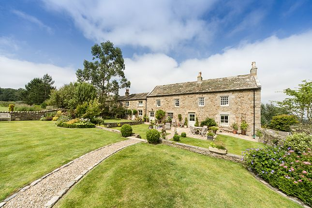 Thumbnail Farmhouse for sale in The Farmhouse, Newfield, Minsteracres, Northumberland