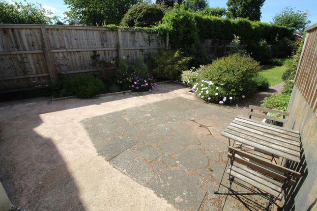 Garden1 of Belmont Road, Tiverton EX16