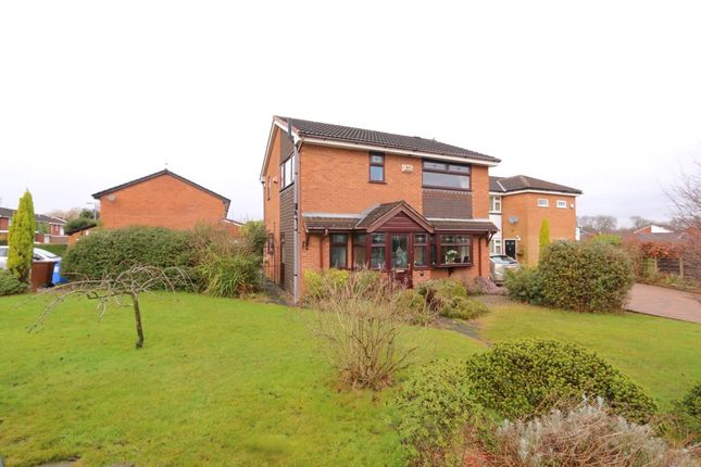 Thumbnail Detached house for sale in Thorneside, Denton, Manchester