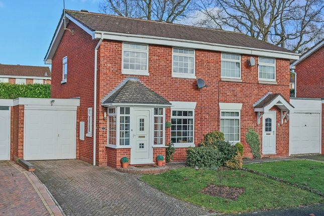 3 bed semi-detached house for sale in Carlton Close, Redditch