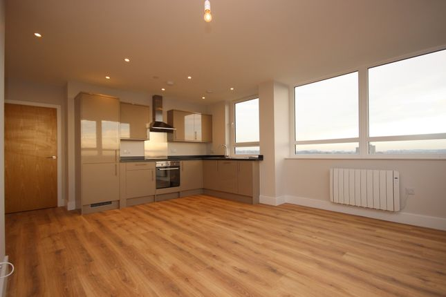 Thumbnail Flat to rent in St. Georges Way, Stevenage