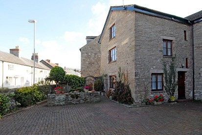 Thumbnail End terrace house to rent in Heol-Y-Dwr, Hay-On-Wye