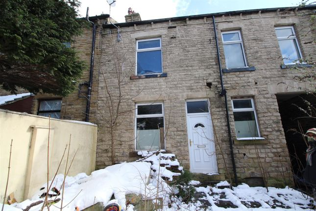 External of Granton Street, Bradford BD3