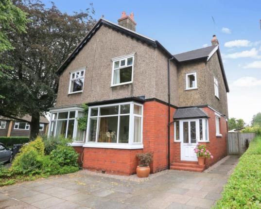 Thumbnail Semi-detached house for sale in Fields Road, Alsager, Stoke-On-Trent, Cheshire