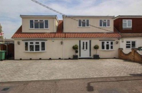 Thumbnail Semi-detached house for sale in Crays Hill, Billericay, Essex