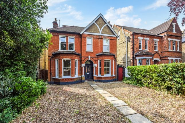 Thumbnail Detached house to rent in The Avenue, St Margarets, Twickenham