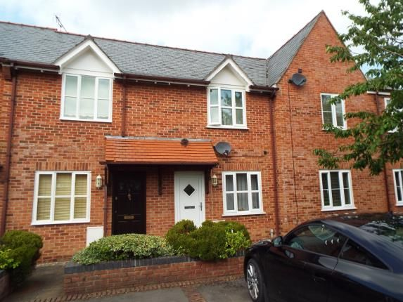 Thumbnail Terraced house for sale in The Pines, Warford Park, Faulkners Lane, Knutsford