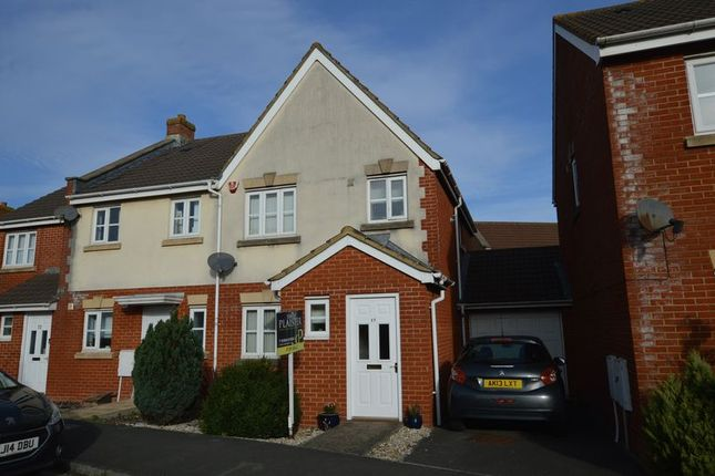 Semi-detached house for sale in Dunedin Way, St Georges, Weston-Super-Mare