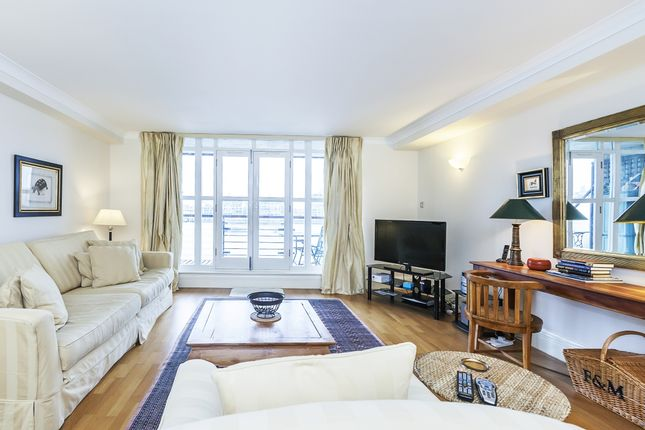 Thumbnail Flat to rent in Bermondsey Wall West, London