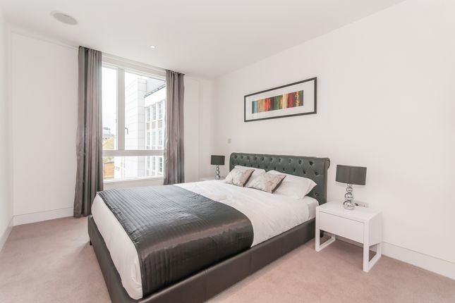 Bedroom of Leonard Street, Old Street, London EC2A