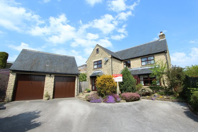 Thumbnail Detached house for sale in Holly Bank Court, Crich, Nr Matlock