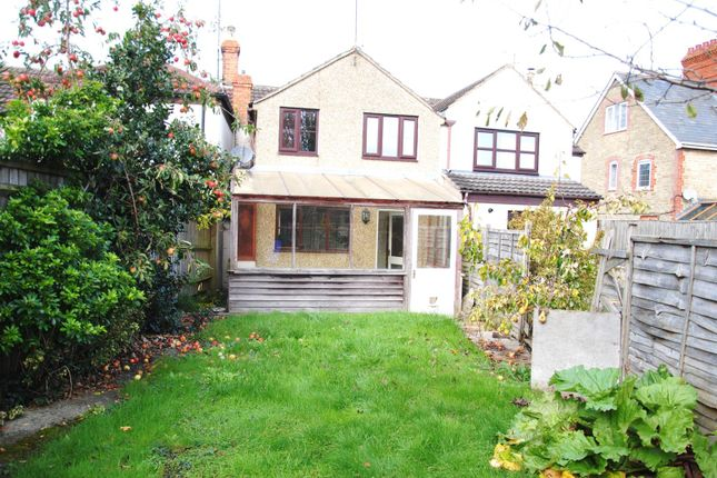 Thumbnail Terraced house for sale in Swindon Rd, Stratton, Swindon, Wilts