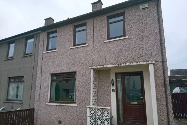 Thumbnail Semi-detached house for sale in Rothes Park, Leslie, Glenrothes