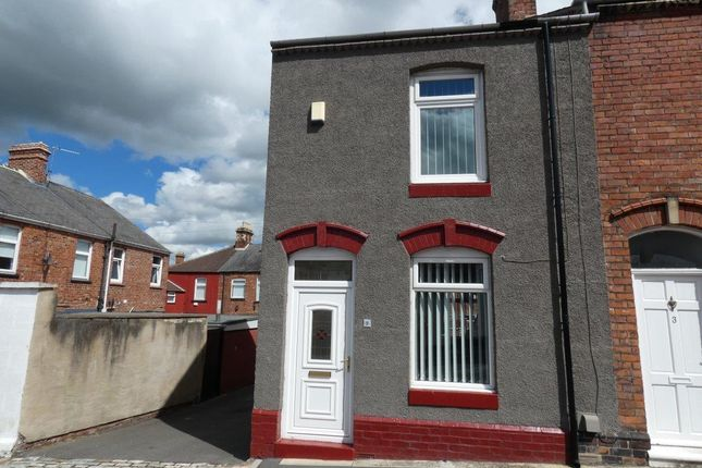 2 bed terraced house to rent in Bishop Street, Bishop Auckland DL14