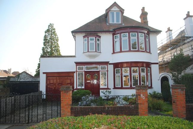 Thumbnail Detached house for sale in Galton Road, Westcliff On Sea, Essex