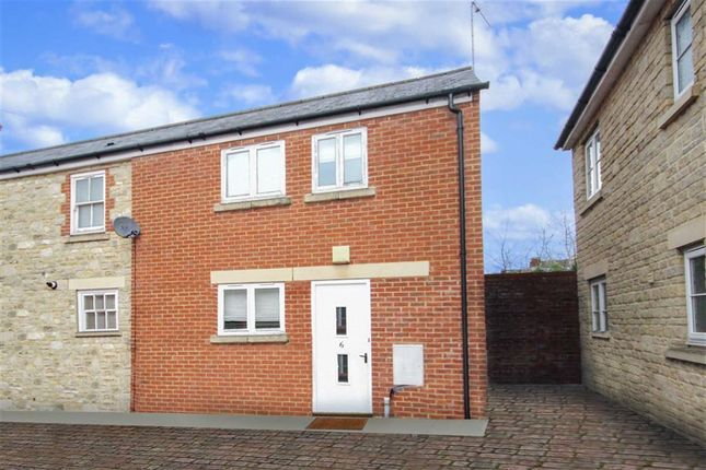 Thumbnail End terrace house for sale in Ermin Mews, Stratton, Wiltshire