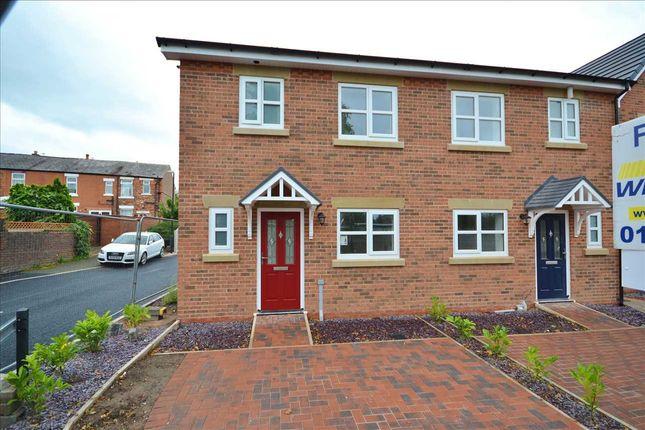 Thumbnail Semi-detached house for sale in Stump Lane, Chorley