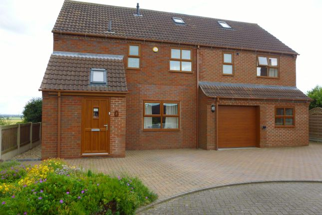 Thumbnail Detached house for sale in Wesley Close, Epworth, Doncaster