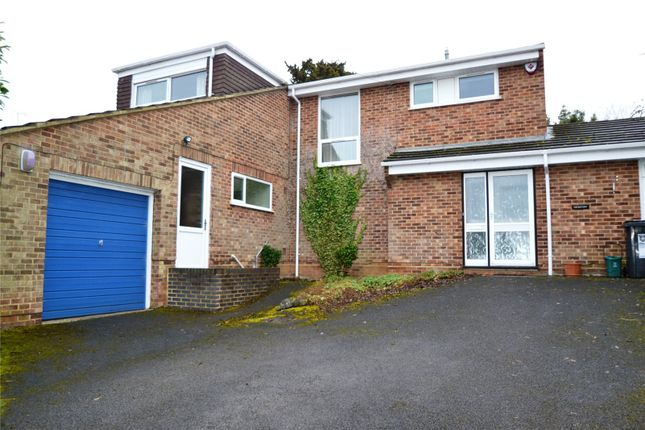 Thumbnail Detached house to rent in The Glebe, Kings Langley