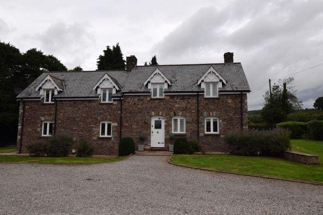 Thumbnail Property to rent in Hendrew Lane, Llandevaud, Newport