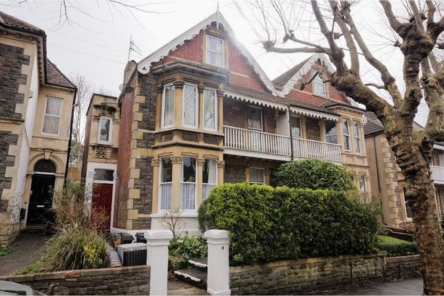 Thumbnail Flat to rent in Crowndale Road, Bristol