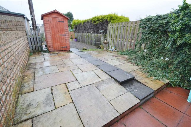 Garden of Wellgate Street, Larkhall ML9