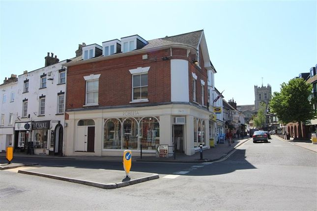 Thumbnail Flat for sale in 2nd Floor Flat, Church Street, Christchurch, Dorset
