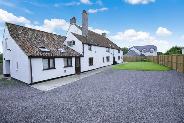 Thumbnail Detached house for sale in Kingsway, Mark, Highbridge