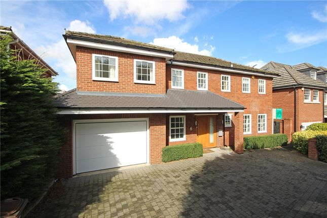 Thumbnail Detached house to rent in Cardinal Grove, St. Albans, Hertfordshire