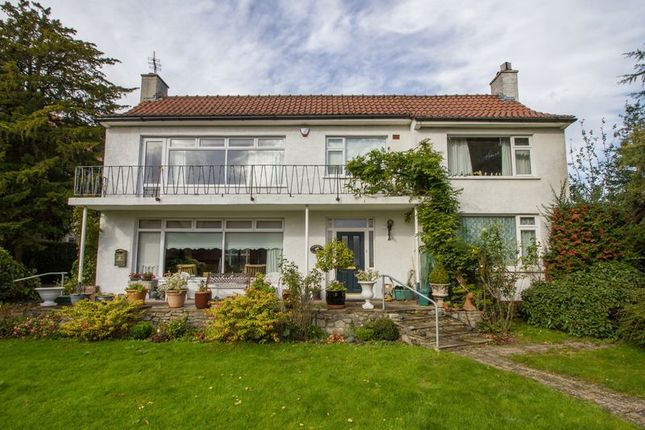 Thumbnail Detached house for sale in Rectory Road, Penarth