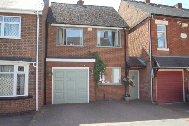 Thumbnail Detached house for sale in Woodgate, Rothley, Leicester
