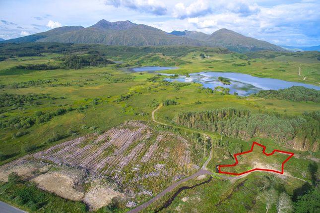 Thumbnail Land for sale in At Ballimore Estate, Kilchrenan