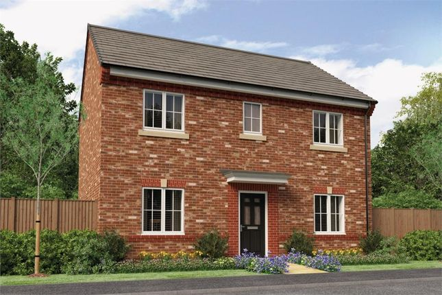 "Thumbnail Detached house for sale in ""Buchan"" at Smethurst Road, Billinge, Wigan"