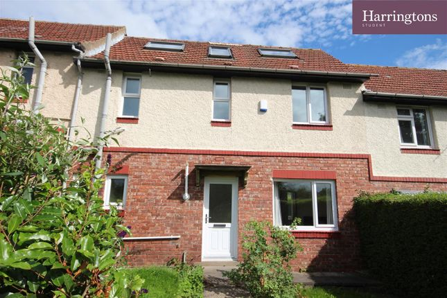 Thumbnail Terraced house to rent in Hallgarth View, Durham
