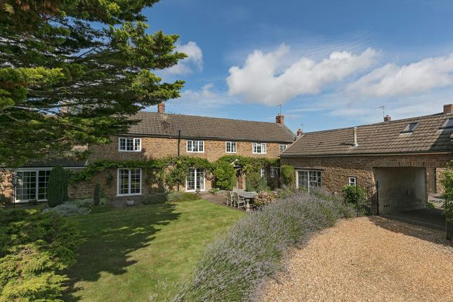 Thumbnail Detached house for sale in Church Street, Staverton, Daventry, Northamptonshire