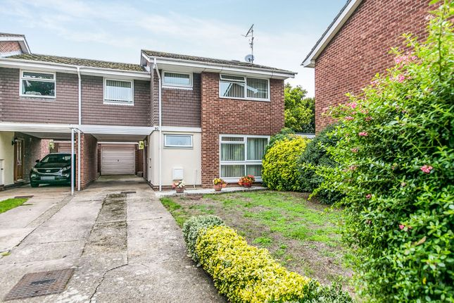 Thumbnail Link-detached house for sale in Bridgefield Close, Colchester