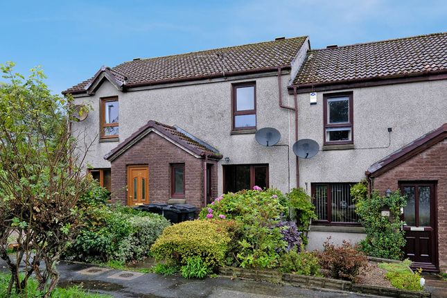 Thumbnail Terraced house for sale in Allison Close, Cove Bay, Aberdeen, Aberdeenshire