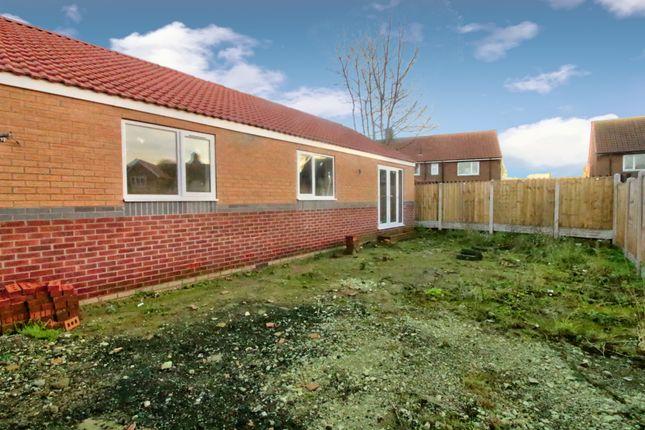 Rear View1 of Byron Close, Dinnington, Sheffield S25