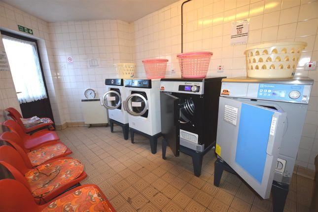Communal Laundry of Ashton Court, High Road, Chadwell Heath, Romford RM6