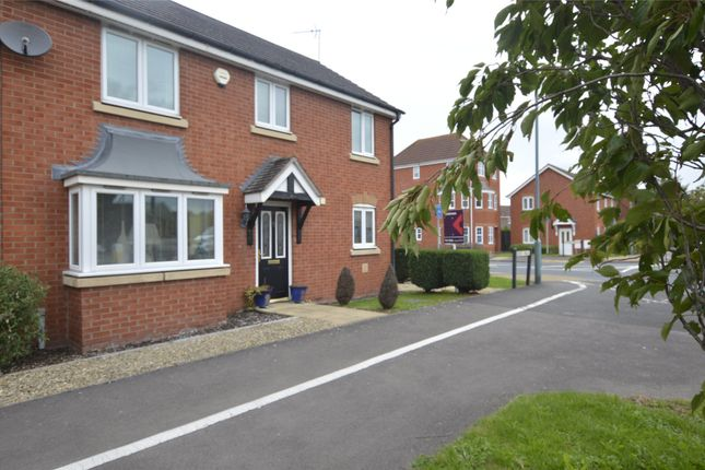 Thumbnail End terrace house for sale in Davey Walk, Tewkesbury, Gloucestershire