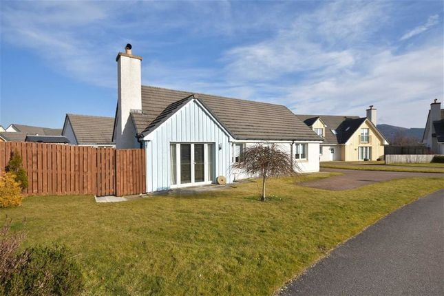 Thumbnail Bungalow for sale in Drummond Road, Aviemore