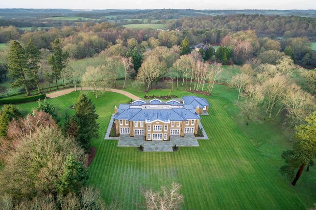 Thumbnail Country house for sale in Burford Place, Picketts Hill, Hampshire
