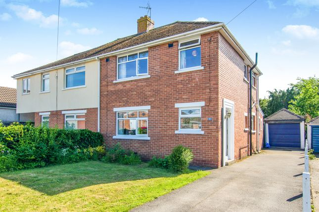 Thumbnail Semi-detached house for sale in Lidmore Road, Barry
